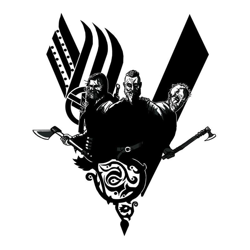 Viking ragnar clipart clipart transparent download Plunder Vikings Ragnar Lothbrok Men\'s Vest clipart transparent download