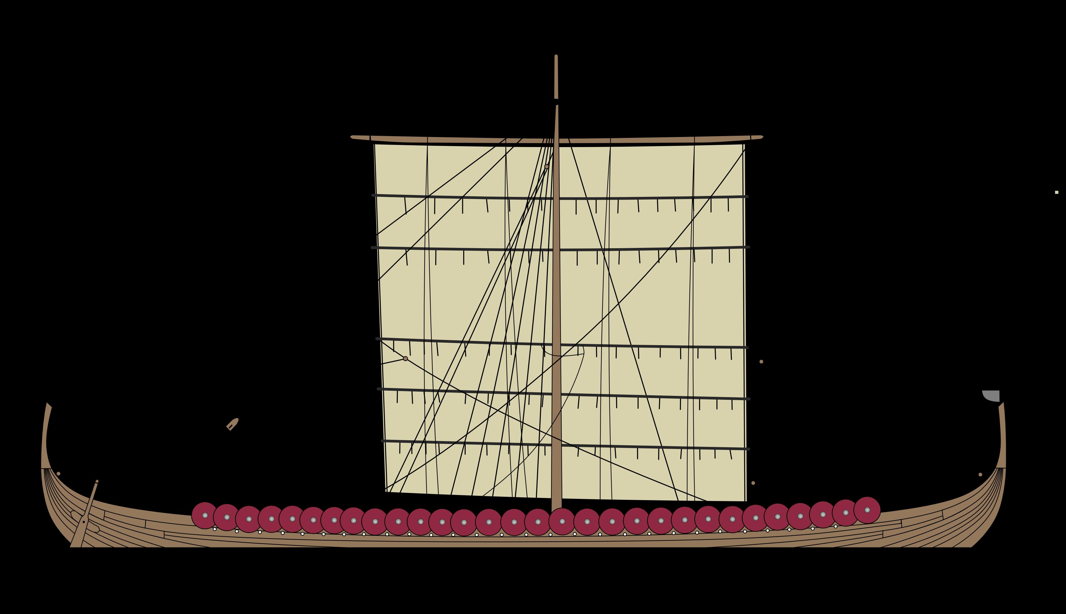 Viking ship on land clipart jpg freeuse Longship - Wikipedia jpg freeuse