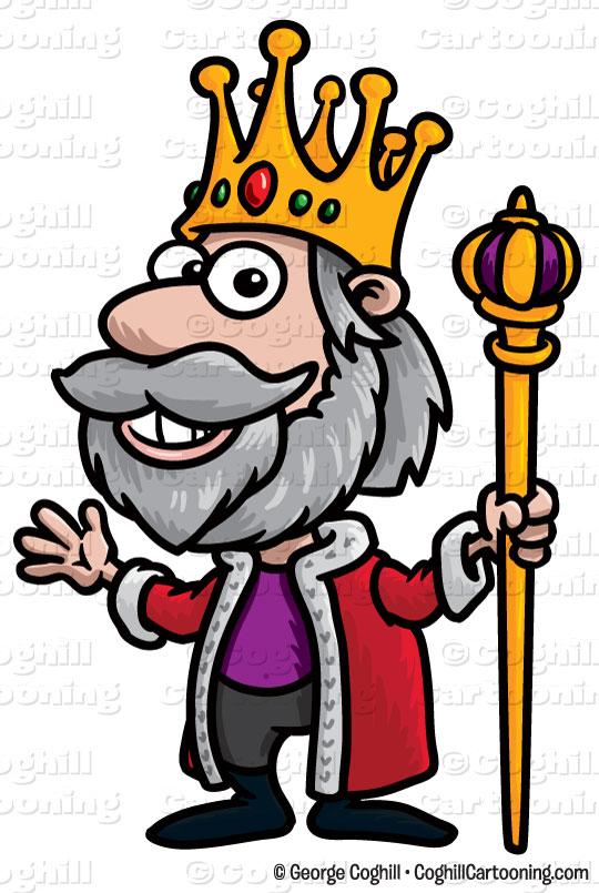 Viking throne clipart