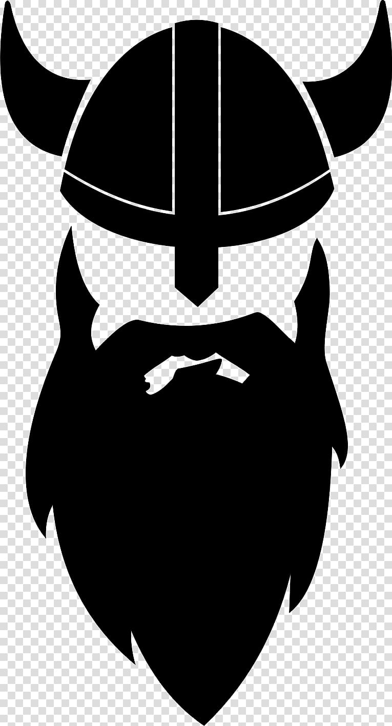 Viking top element clipart black jpg library Man with helmet illustratioj, Beard Drawing Brazil Tug of ... jpg library