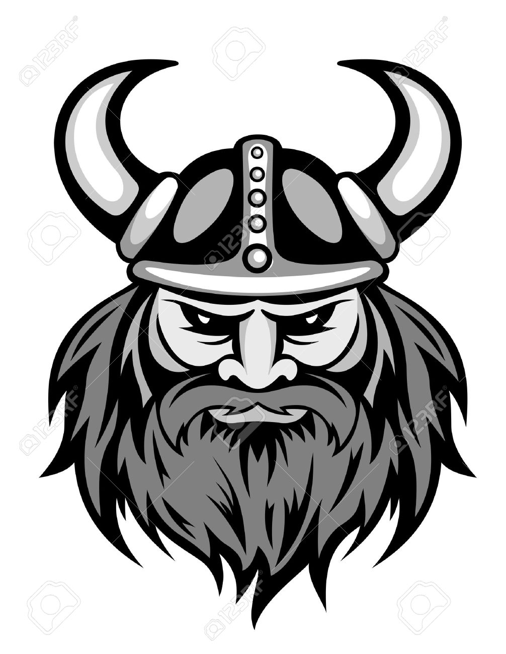Viking top element clipart black jpg royalty free stock Viking Clipart Black And White | Free download best Viking ... jpg royalty free stock
