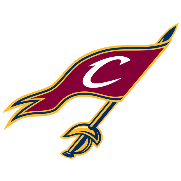 Viking vs cavalier basketball clipart image black and white Cleveland Cavaliers Basketball News | TSN image black and white