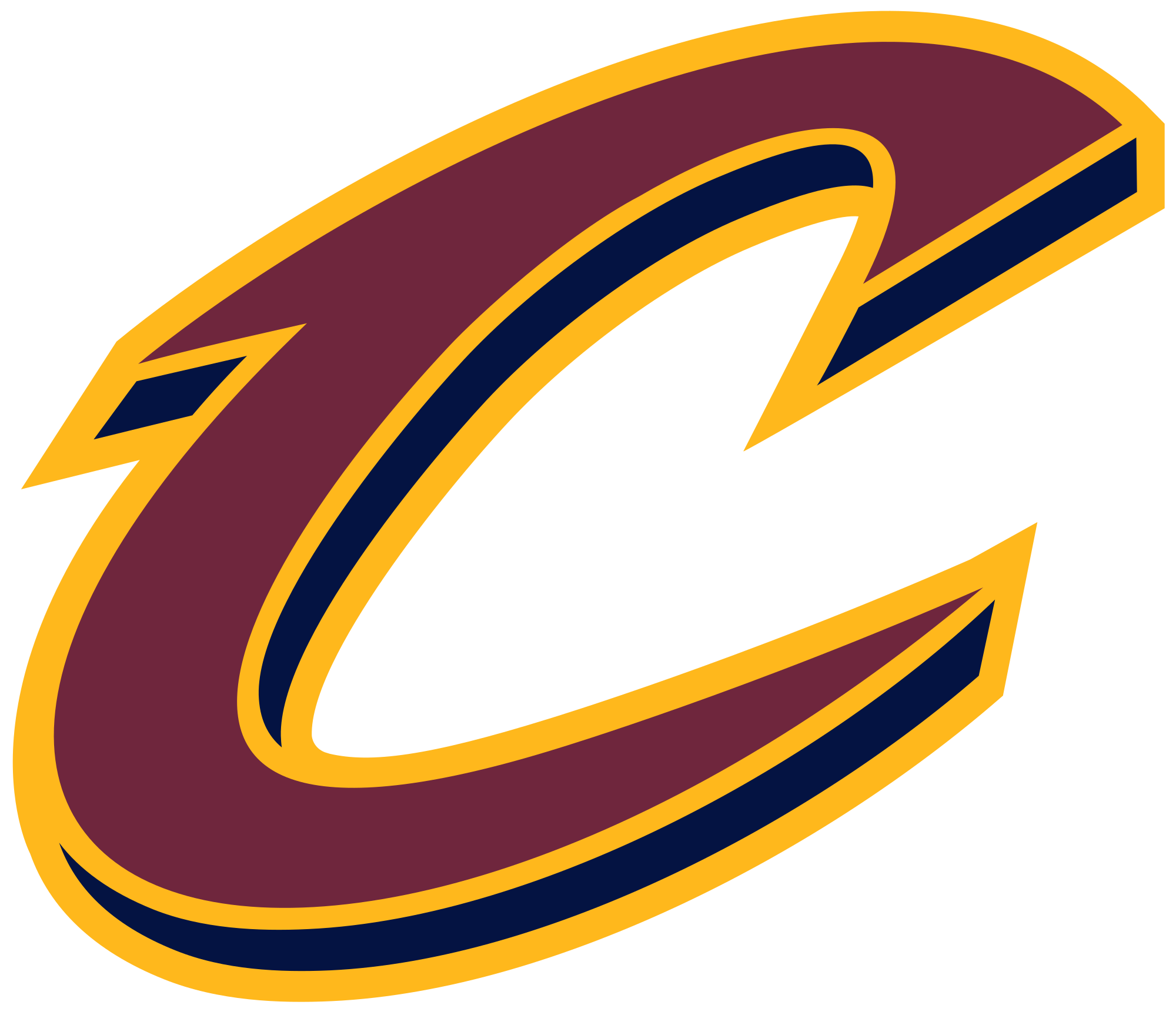 Viking vs cavalier basketball clipart picture library stock File:Cleveland Cavaliers secondary logo.svg - Wikimedia Commons picture library stock