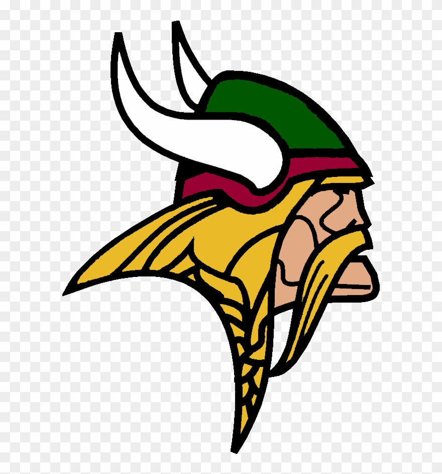 Vikings head clipart vector library Viking Clipart Vikings Football - Viewmont High School - Png ... vector library