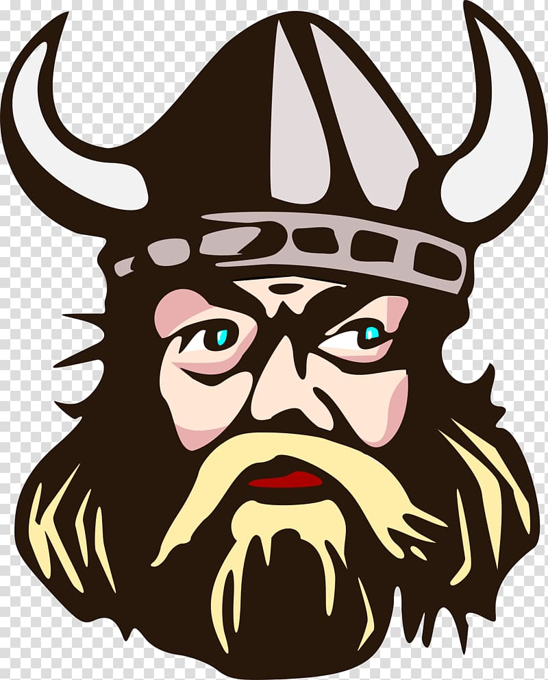 Vikings head clipart transparent stock Knight illustration, Viking Man Illustration transparent ... transparent stock