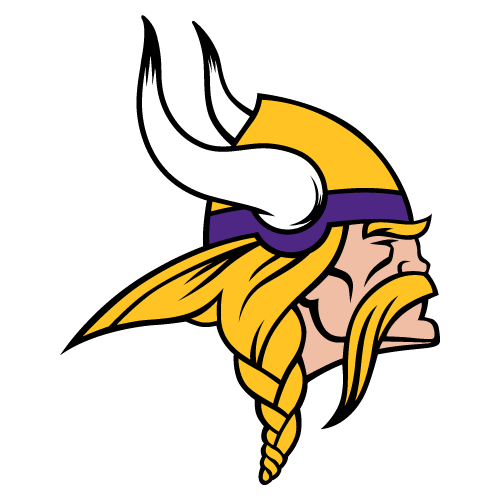 Vikings wide receiver clipart vector black and white library Minnesota Vikings Depth Chart | ESPN vector black and white library