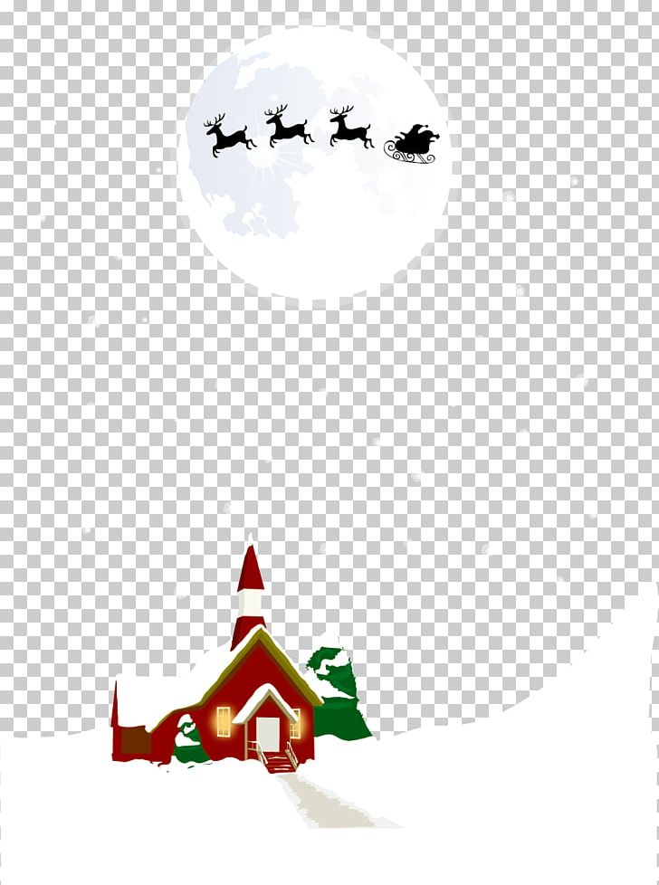 Village border clipart png Christmas Euclidean PNG, Clipart, Art, Border, Christmas ... png