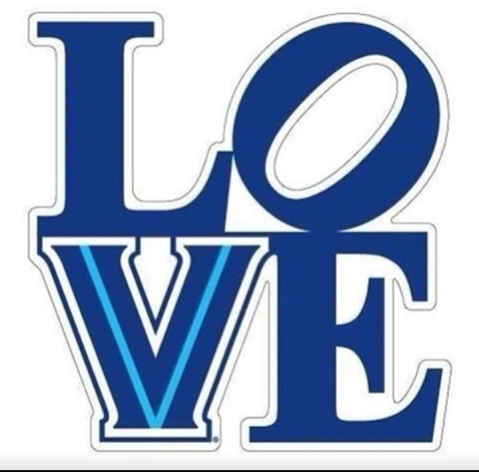 Villanova logo clipart transparent library Villanova <3 | Sports ⚾️ | Villanova logo, Villanova ... transparent library