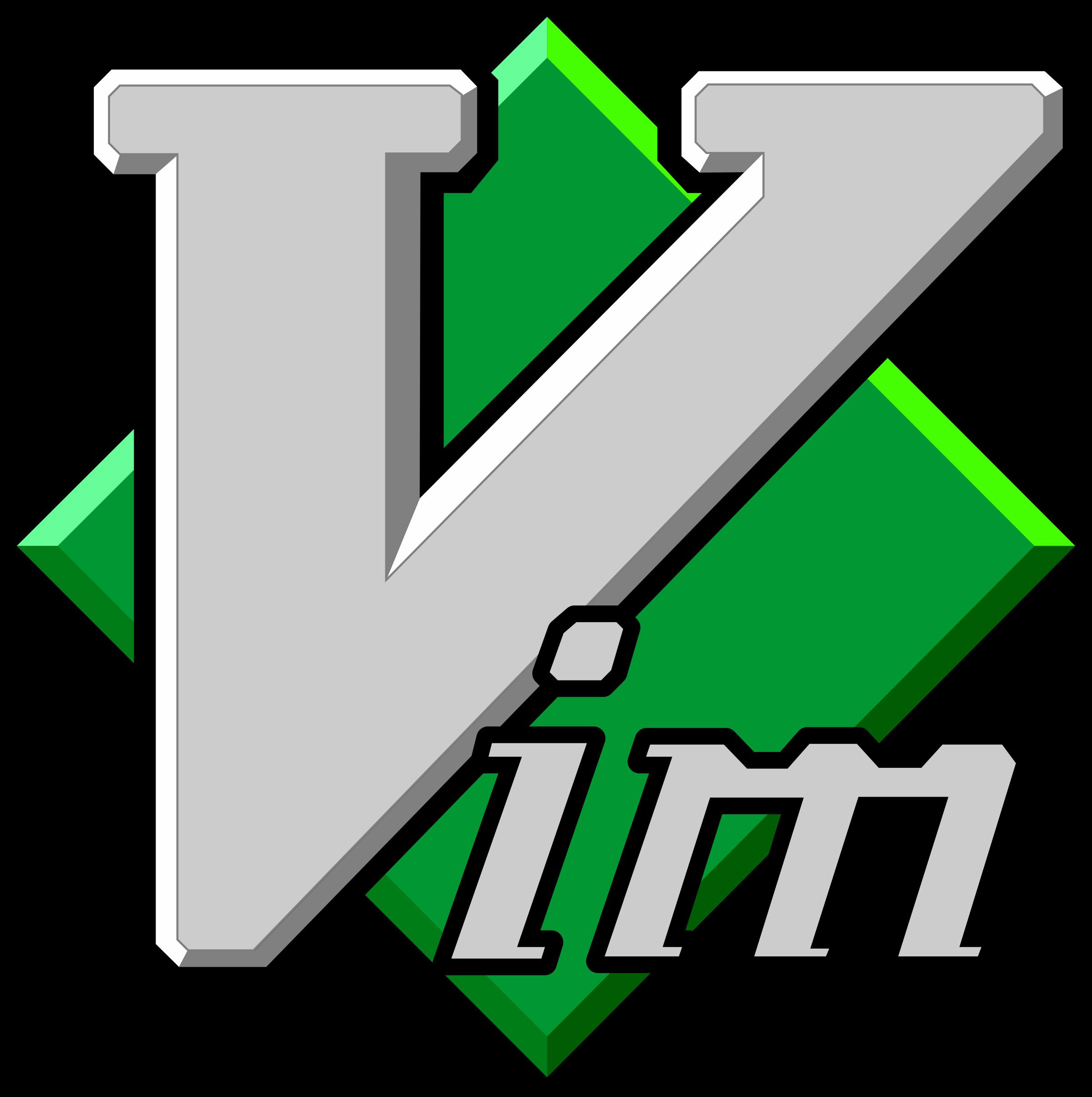 Vim logo clipart clip library Vim tip: persistent undo - Sidney Liebrand - Medium clip library