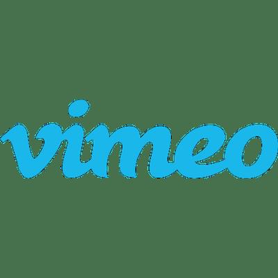 Vimeo logo clipart transparent background picture black and white stock Vimeo Logo transparent PNG - StickPNG picture black and white stock