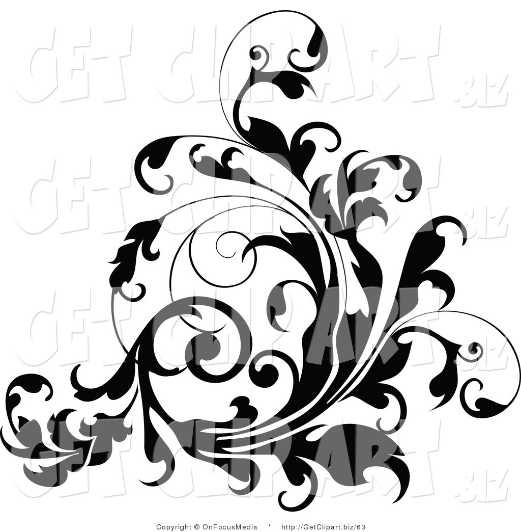 Vine flourish clipart clip art royalty free stock Flourishes Clipart | Free download best Flourishes Clipart ... clip art royalty free stock