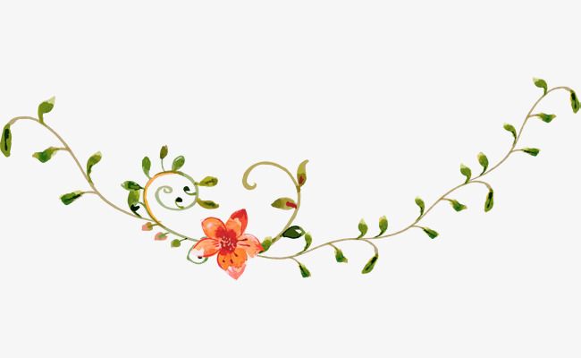 Vine flowers clipart image black and white library Green Vine Flowers, Vine Clipart, Green, #517999 - PNG ... image black and white library