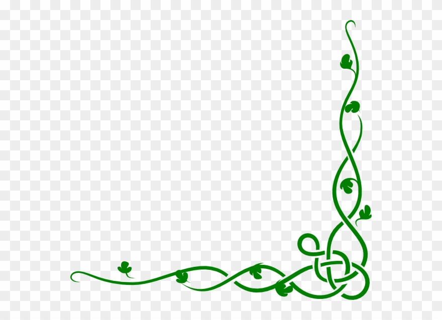 Vine images clipart png library stock Ivy Clipart Green Vine - Vines Clipart Border - Png Download ... png library stock
