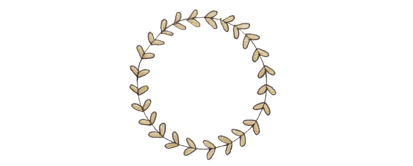 Vine garland clipart vector free library Vine Wreath Cliparts | Free download best Vine Wreath ... vector free library