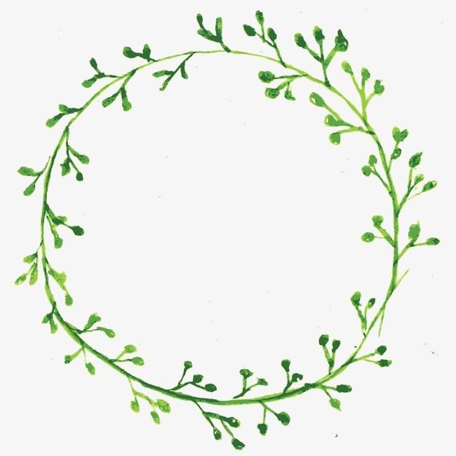 Vine wreath clipart vector library stock Vine wreath clipart 9 » Clipart Portal vector library stock