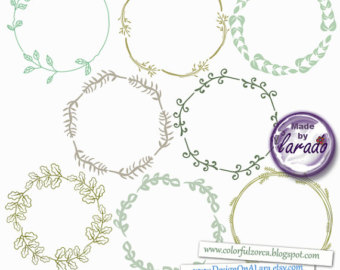 Vine wreath clipart jpg clip transparent library Vine wreath clipart jpg - ClipartFest clip transparent library