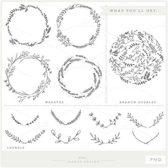 Vine wreath clipart jpg banner transparent Vine wreath clipart jpg - ClipartFest banner transparent