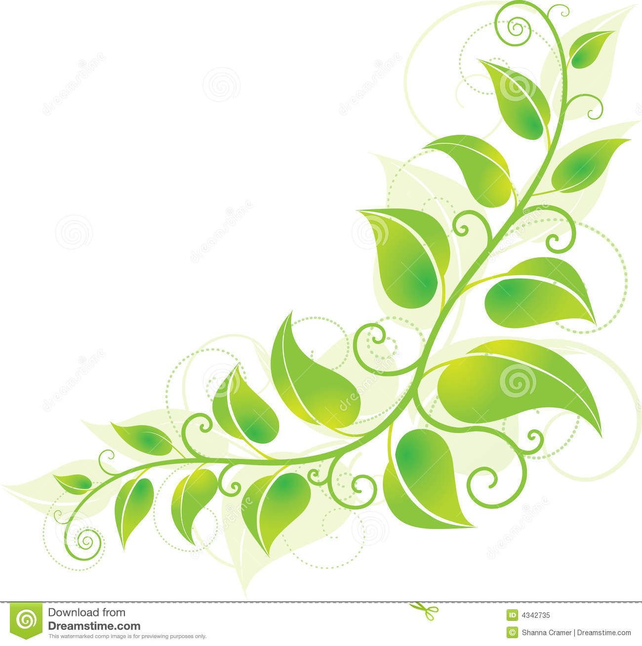 Vines leaf clipart png freeuse library vine clip art | Vines And Leaves Clipart Green Leaves Vine ... png freeuse library