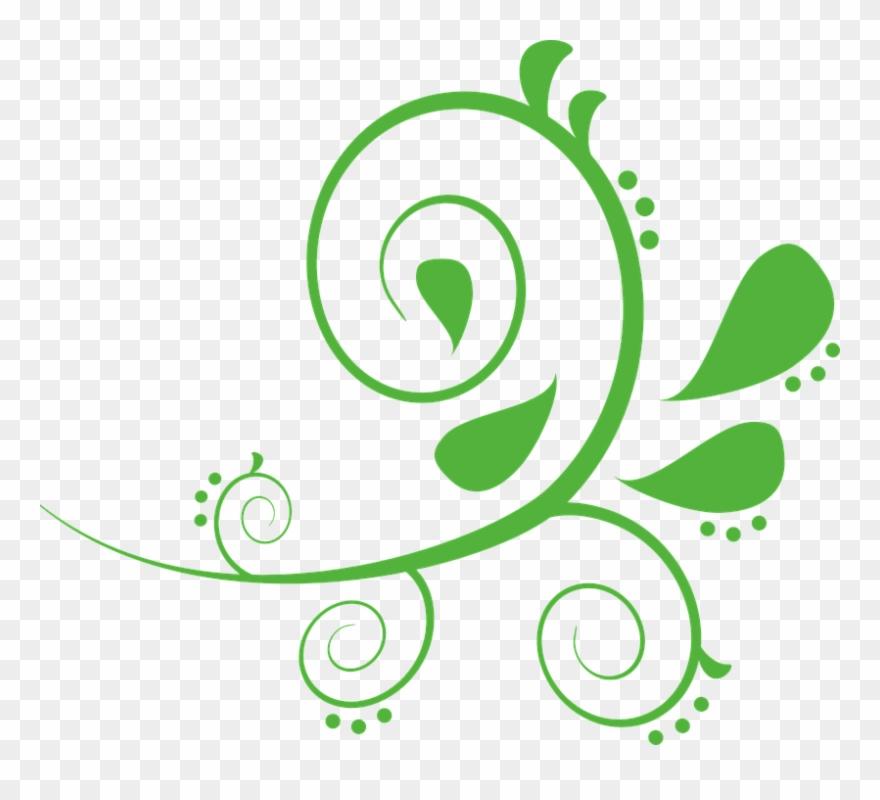 Vines png clipart vector download Green Vine Cliparts 10, Buy Clip Art - Black Swirls ... vector download