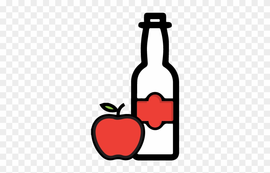 Vinigar clipart jpg free download Vinegar Great For Cleaning Windows And Counters - Apple ... jpg free download