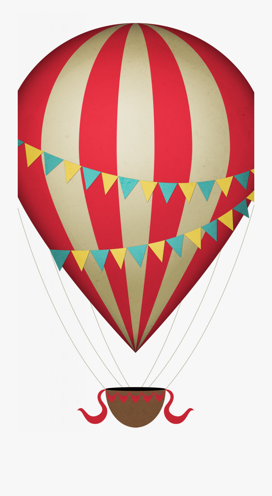 Vintage air balloon clipart free svg library stock Vintage Hot Air Balloon Clipart Cc Vintage Hot Air - Cute ... svg library stock
