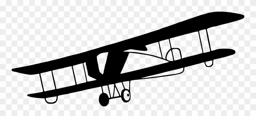 Vintage airplane pilot clipart transparent svg library Plane Transparent Old 4 Clip Art Airplane - Airplane Clipart ... svg library