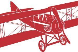 Vintage airplane clipart transparent image black and white download Vintage airplane clipart no background 4 » Clipart Portal image black and white download