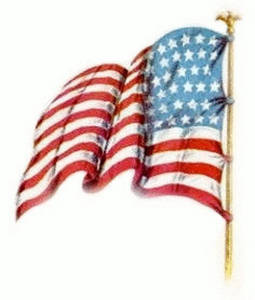 Vintage amerian flag clipart clip art library download Vintage american flag clipart » Clipart Station clip art library download