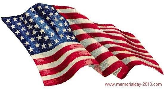 Vintage amerian flag clipart picture Memorial Day USA Flag Clip Art Pictures, Images, Borders ... picture