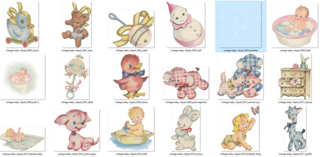 Vintage baby rattle clipart picture black and white download Vintage Baby Clipart Rattle - Empoto picture black and white download