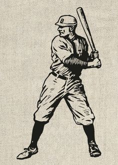 Vintage baseball players clipart banner free stock Free Vintage Baseball Cliparts, Download Free Clip Art, Free ... banner free stock