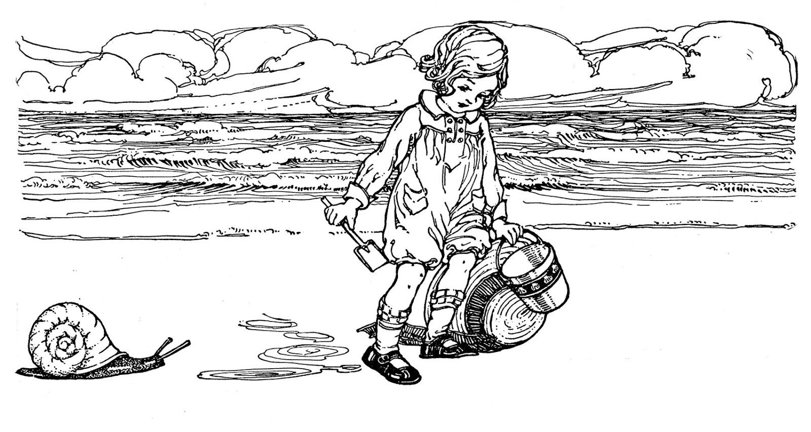 Vintage beach clipart free stock Free Vintage Beach Cliparts, Download Free Clip Art, Free ... free stock
