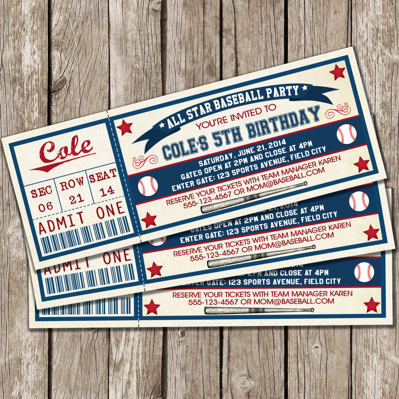 Vintage birthday invitation clipart jpg royalty free Free Free Vintage Ticket Template, Download Free Clip Art ... jpg royalty free
