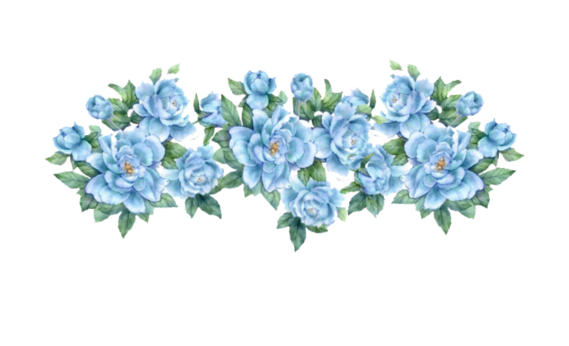 Vintage blue flower clipart svg transparent download Free Vintage Flower Graphics | ... vintage flower paper ... svg transparent download