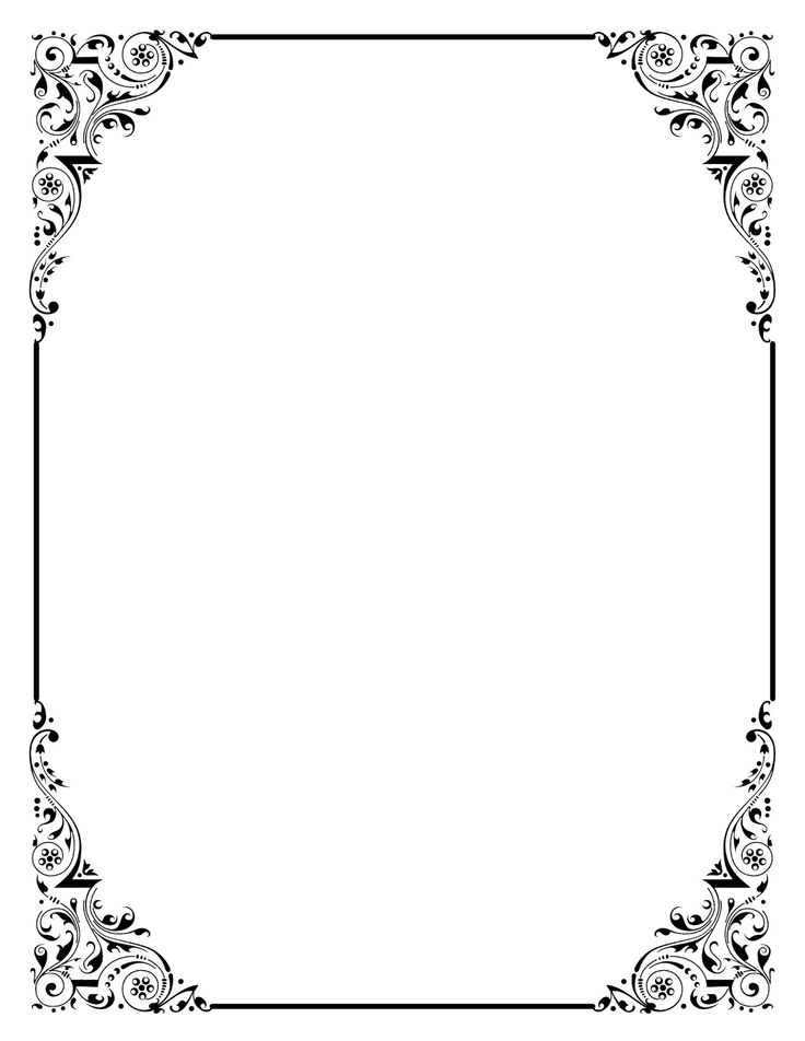 Vintage border clipart free picture free download Vintage border 0 images about vintage frames and borders on ... picture free download