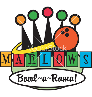 Vintage bowling logo clipart svg library library Vintage bowling logo clipart - ClipartFest svg library library