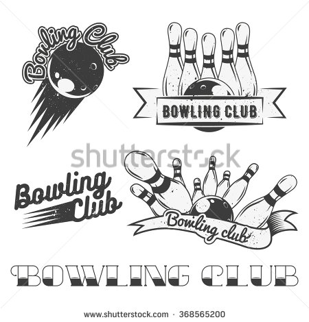 Vintage bowling logo clipart graphic transparent library Vintage bowling logo clipart - ClipartFest graphic transparent library