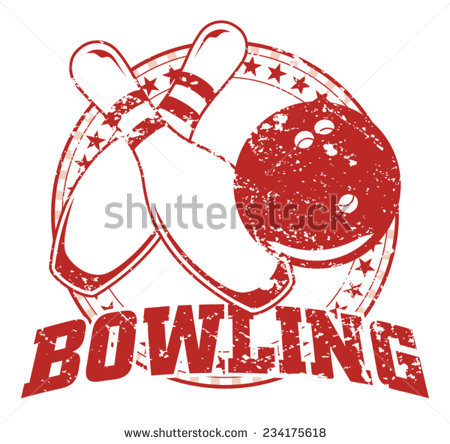 Vintage bowling logo clipart image free library Vintage Bowling Ball Stock Photos, Royalty-Free Images & Vectors ... image free library