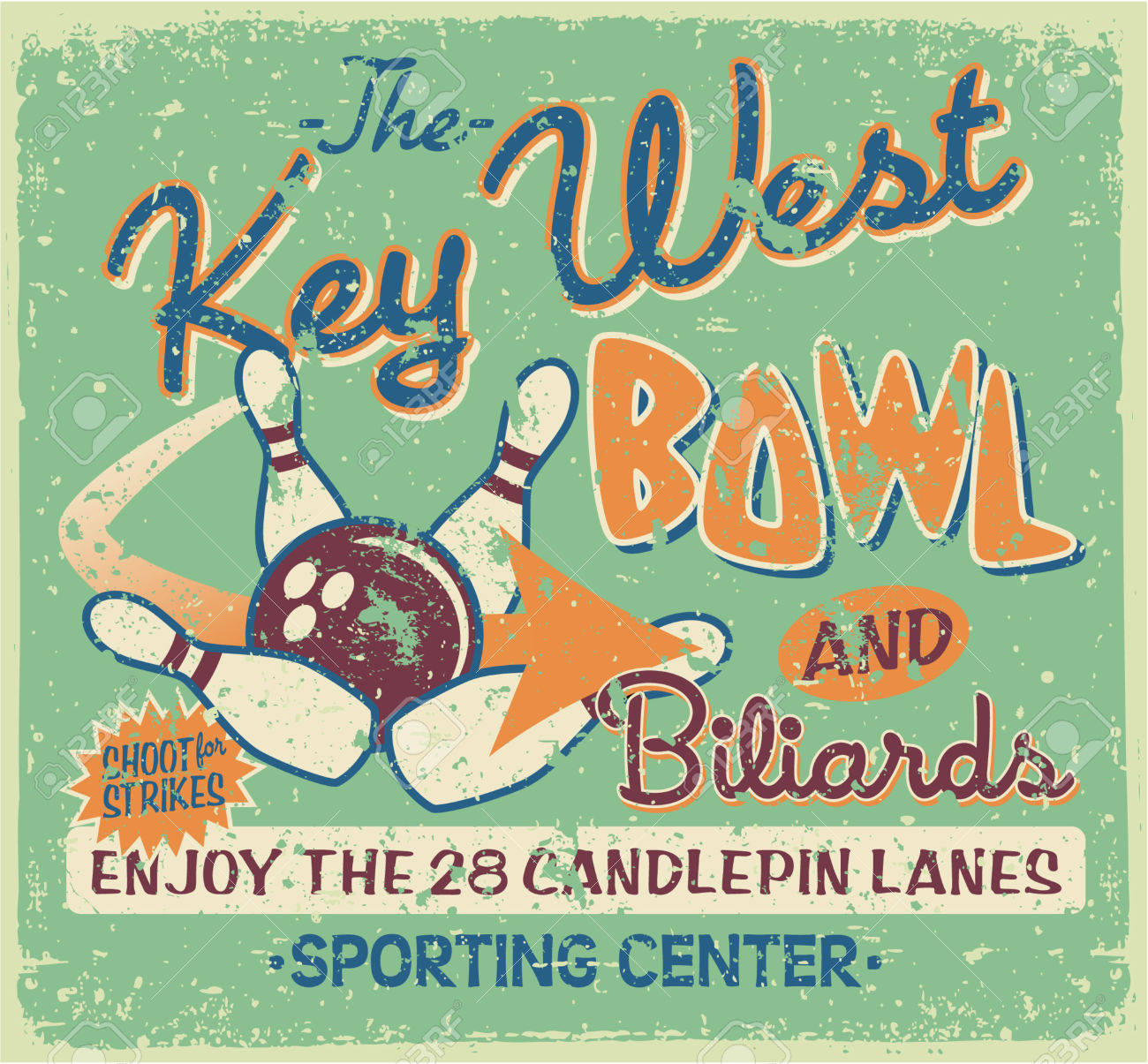 Vintage bowling logo clipart free stock 3,911 Bowling Vector Stock Vector Illustration And Royalty Free ... free stock