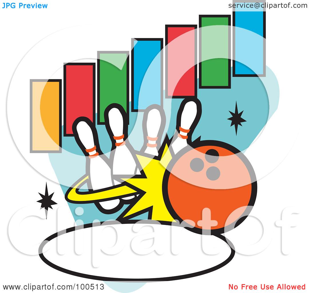 Vintage bowling logo clipart clip art free download Vintage bowling logo clipart - ClipartFest clip art free download