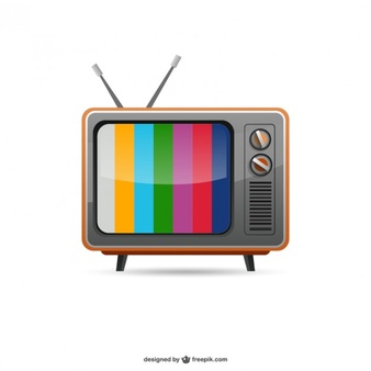 Vintage box tv clipart image library library Tv Vectors, Photos and PSD files | Free Download image library library