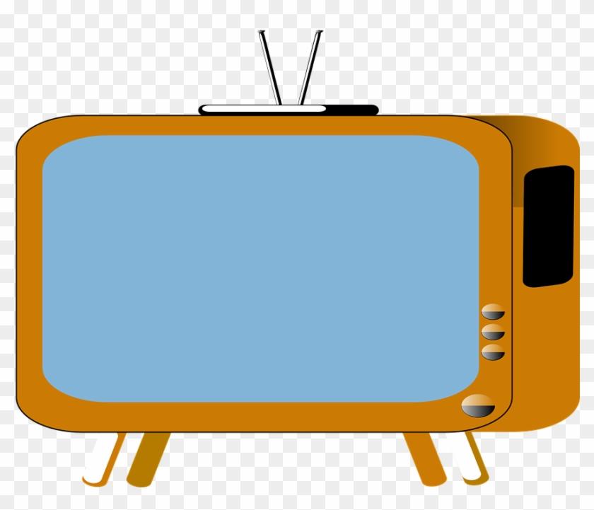 Vintage box tv clipart graphic transparent stock Vintage Tv Clipart, HD Png Download (#1814158), Free ... graphic transparent stock