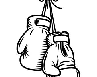 Vintage boxing gloves clipart free svg freeuse library Picture Of Boxing Gloves | Free download best Picture Of ... svg freeuse library