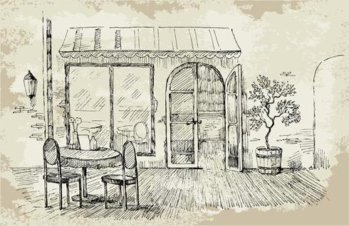 Vintage cafe restaurant clipart svg Free cafe clipart free vector download (3,499 Free vector ... svg
