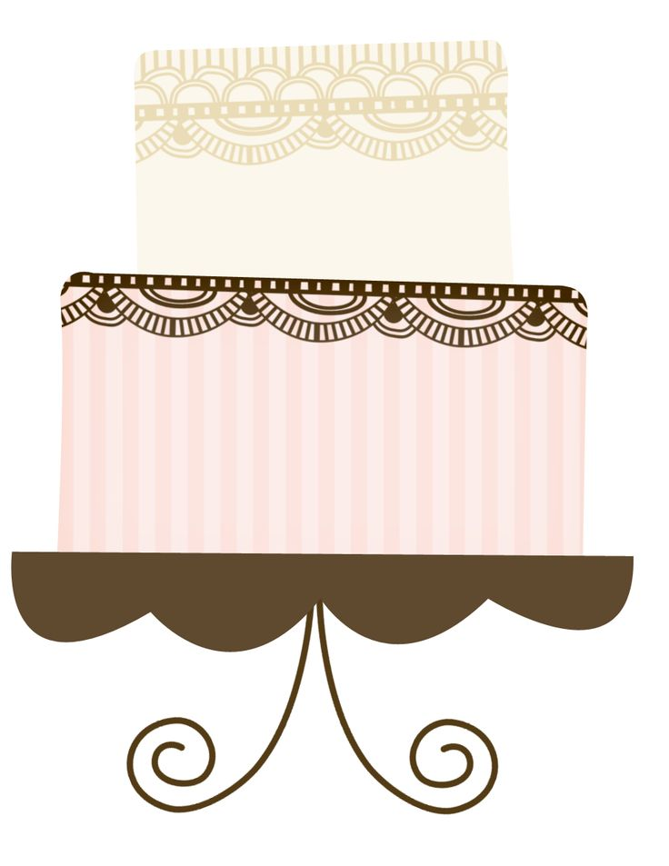 Vintage cake clipart graphic free Best ideas about Modern Wedding Cakes, Vintage Wedding Cakes and ... graphic free
