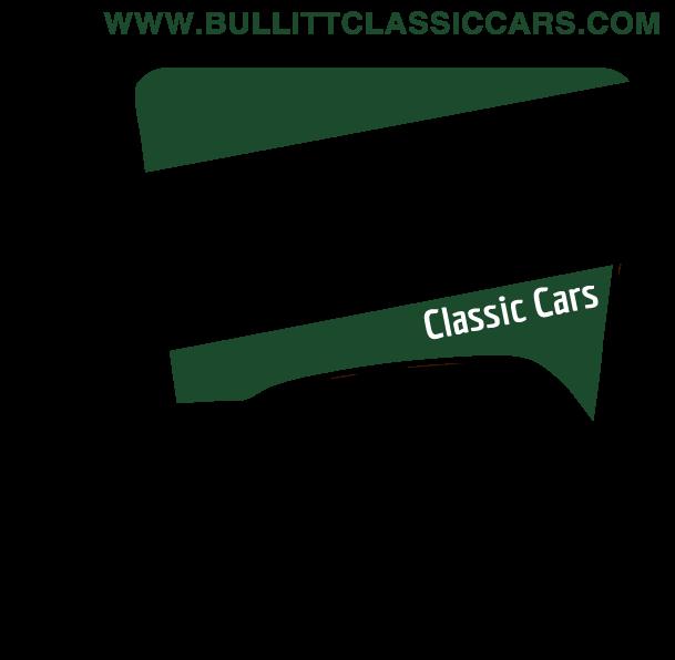 Vintage car logo clipart svg free stock Bullitt Classic Cars | don't dream it, drive it! svg free stock