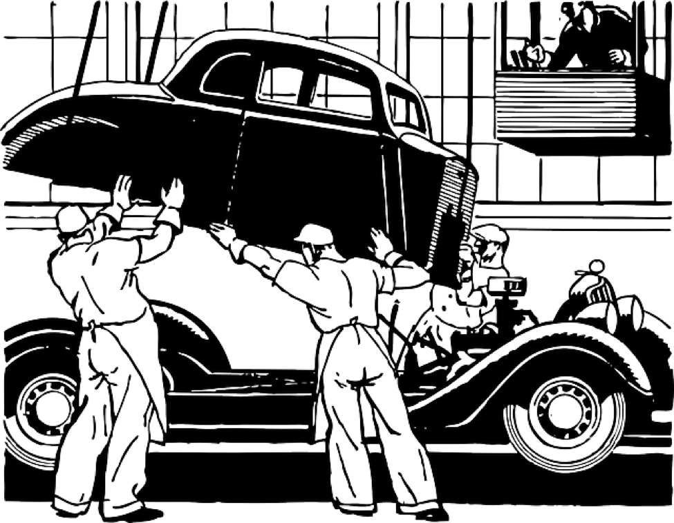 Vintage car signs clipart clipart freeuse library Repair Or Replace? Signs It\'s Time To Get Rid Of Your ... clipart freeuse library