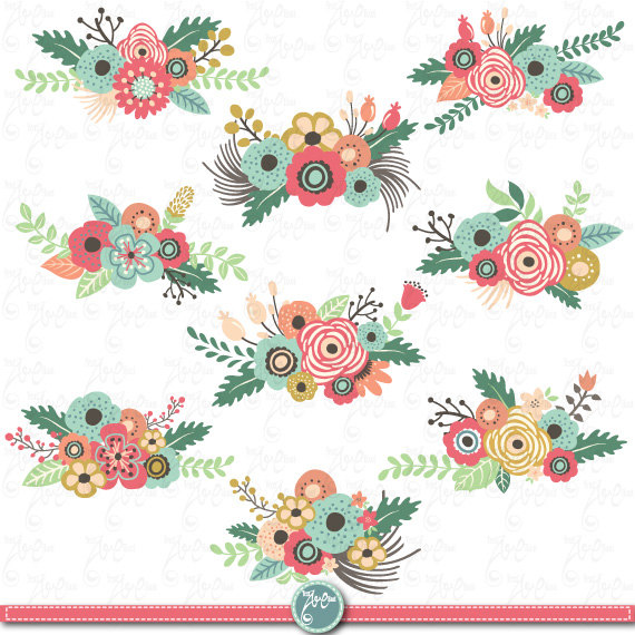 Vintage clip art flowers picture library download Vintage clip art flowers - ClipartFest picture library download
