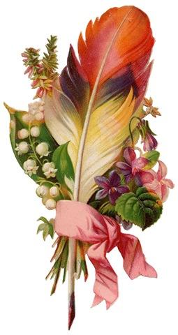 Vintage clip art flowers freeuse stock Victorian clip art flowers - ClipartFest freeuse stock
