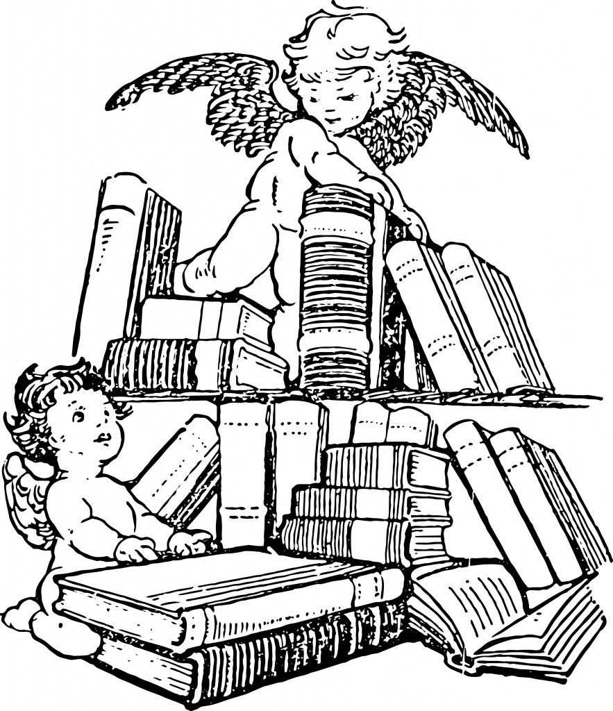 Vintage clipart children s books clipart library library free pictures, clipart, graphics, cherubs, angels ... clipart library library